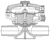 Everyvalve catalogue page 5 pneumatic diaphragm globe check diaphragm valve n o pneumatic ccuart Gallery