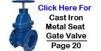 Metal & Resilient Seated Gate Valve